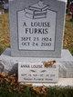 Profile photo:  Anna Louise Furkis