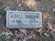 Profile photo:  Adele Philipp