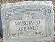 Marciano Arebalo