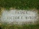 Profile photo:  Victor Emil Byron