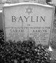 Sarah <I>Horwitz</I> Baylin