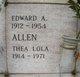 Edward Abell Allen