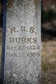 Richard Garnett Silas Burks