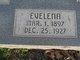 Evelena <I>Pettigrew</I> Bible
