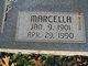 Marcella <I>Bible</I> Nichols