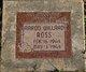 Aaron Willard Ross