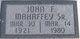 John Franklin Mahaffey, Sr