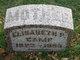 Elizabeth Pamela <I>Whittlesey</I> Camp
