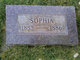 Sophia E. <I>Wolf</I> Hegewald