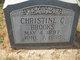 Profile photo:  Christine Katherine <I>Christensen</I> Brooks