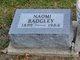 Naomi M. <I>Bemish</I> Badgley