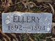 Profile photo:  Ellery