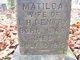 Matilda A <I>Madison</I> Gentry