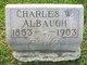 Charles Wesley Albaugh