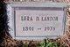 Lura Dell <I>Smith</I> Landon