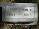 Irene E <I>Arndt</I> White