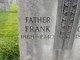 """Profile photo:  Francz """"Frank"""" Kirisits"""
