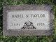 Mabel N Taylor