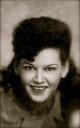 "Profile photo:  Juanita June ""Nita"" <I>Evans</I> Cowen"