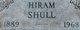 Hiram Shull