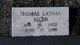 Thomas Lathan Allen, Sr