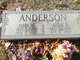 Profile photo:  Addie Bell <I>Shackelford</I> Anderson