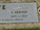 Yancey Newton Cave