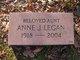Anne J Legan