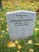 Profile photo:  Dorothy Ingram