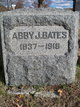 Profile photo:  Abby Jane <I>Rice</I> Bates