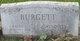 "Profile photo:  Ralph L ""Red"" Burgett"