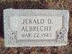 Jerald D. Albrecht