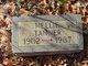 Nellie Tanner