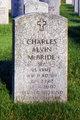 Profile photo:  Charles Alvin McBride