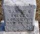 Carrie E Bulles