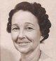 Mary Eula <I>McAdoo</I> Carwile