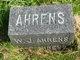 Profile photo:  A. C. Ahrens