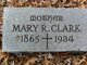 Mary R. <I>Rooney</I> Clark