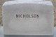 Maude C. <I>Cunningham</I> Nicholson