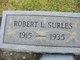 Robert Lee Surles
