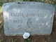 """Profile photo:  Elmira Elizabeth """"Lizzie"""" <I>Ray</I> Johnston"""