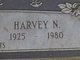 Harvey Newton Cave