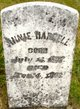 Annie <I>McAlexander</I> Harrell