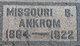 Profile photo:  Missouri Belle <I>Ankrom</I> Ankrom