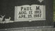 Paul Monroe Aitkens