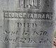 George <I> </I> Farrar,