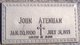 "Johann August Christian Wilhelm ""John"" Atenhan"