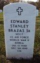 Profile photo:  Edward S Brazas, Sr