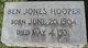 Ben Jones Hooper