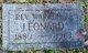 Rev Warren A. Leonard